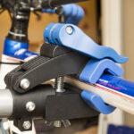Crivit kerékpárszerelő-állvány